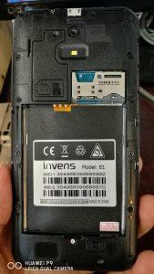 invens E1 Flash File Firmware Download