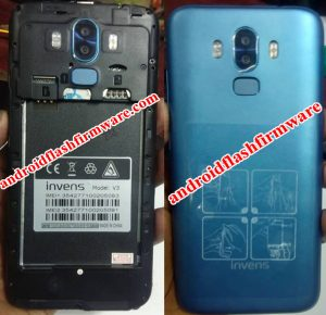 invens V3 Flash File Firmware Download