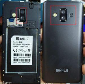 Smile Z15 Flash File