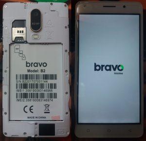 Bravo B2 Flash File