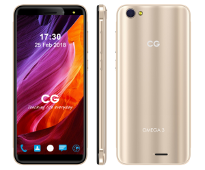 CG Omega 3 Flash File Firmware Download
