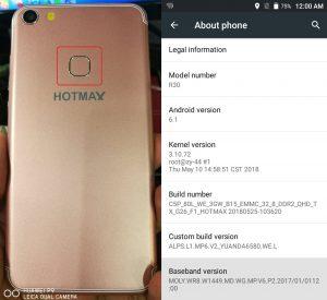 Hotmax R30 Flash File 2nd Version