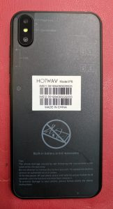 Hotwav iP8 Flash File