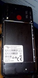 Itel S15 W6002 Flash File