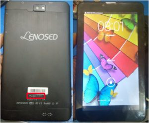 Lenosed T74 Tab Flash File