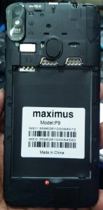 Maximus P9 Flash File Firmware Download