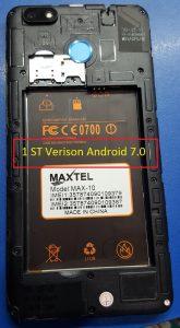 Maxtel Max 10 Flash File