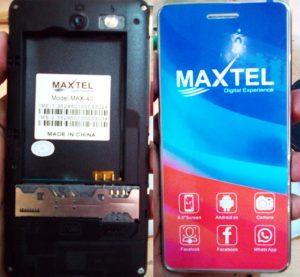 Maxtel Max 40 Flash File