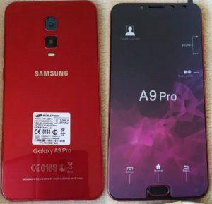 Samsung Clone A9 Pro Flash File