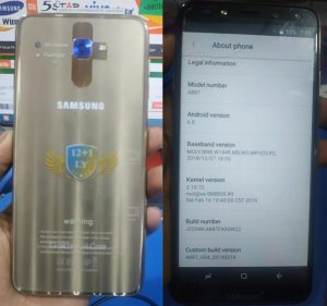 Samsung Clone J4 Core Flash File