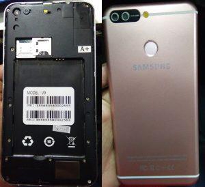 Samsung Clone V9 Flash File