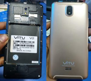 Vitu V2 Flash File Firmware Download