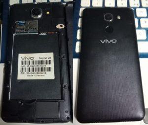 Vivo Clone V6 Flash File