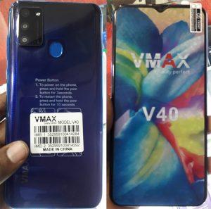 Vmax V40 Flash File 3rd Version