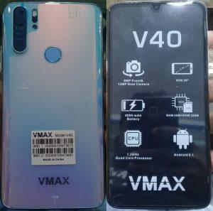 Vmax V40 Flash File Firmware Download