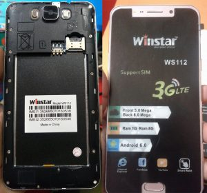 Winstar WS112 Flash File