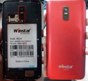 Winstar WS114 Flash File GX
