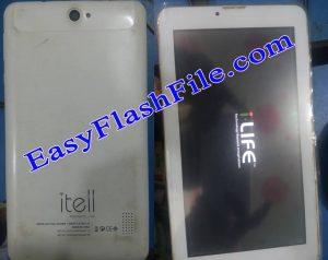 iTell K3300W Flash File