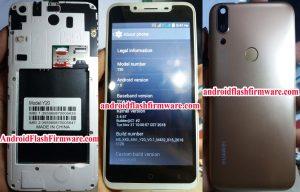 Huawei Clone Y20 Flash File