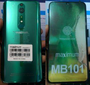 Maximum MB101 Flash File