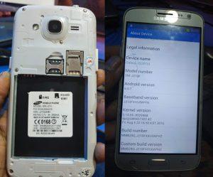 Samsung Clone J210 Flash File Firmware