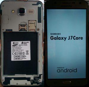 Samsung Clone J7 Core Flash File