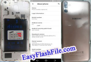Samsung Clone S10 Plus Flash File