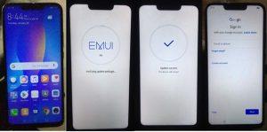 Huawei INE-LX1 FRP Reset 9.1.0 (C185) Downgrade Firmware
