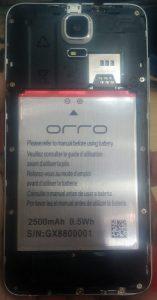 Orro C390 Flash File