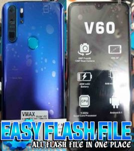 Vmax V60 Flash File