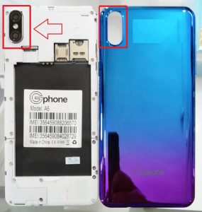 Gphone A6 Flash File
