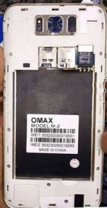 Omax M-2 Flash File
