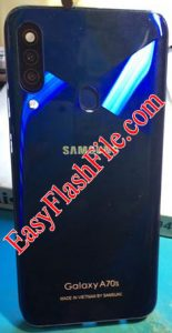 Samsung Clone A70s Flash File