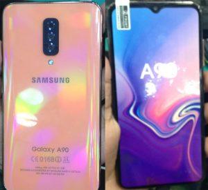 Samsung Clone A90 Flash File