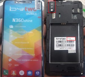 Bytwo N360shine Flash File