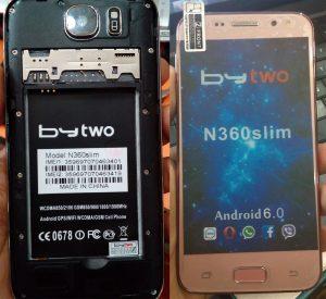 Bytwo N360slim Flash File