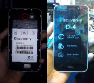 Discovery-Y D4 Flash File