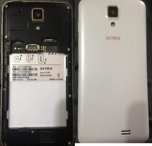 Intex Aqua Y2 1GB flash file