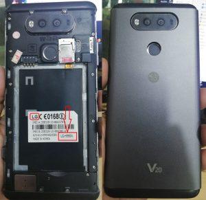 LG Clone LG-H990N (V20) Flash File