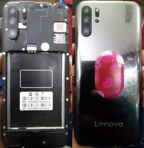 Lenovo Clone A1827 Flash File