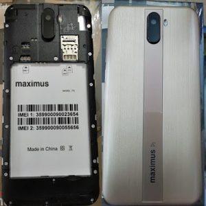 Maximus P2 FRP Bypass Reset File