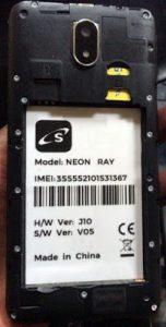 Safaricom Neon Ray Flash File