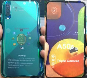 Samsung Clone A50s Flash File