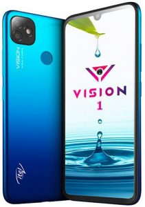 iTel Vision 1 L6005 Flash File
