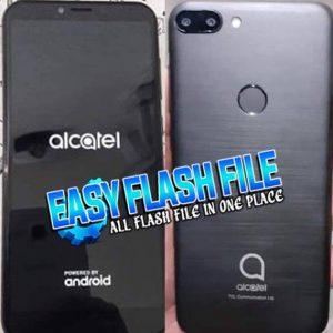 Alcatel 1S 5024J Flash File