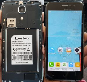Bytwo BS500 Flash File Firmware Download