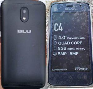 Blu C4 Flash File