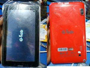 G-Tab P709 Flash File Firmware Download