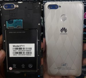 Huawei Clone F11 Flash File