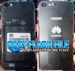 Huawei Clone G9+ Plus Flash File